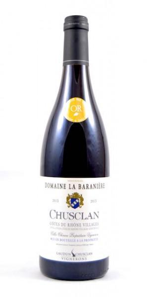2015 Chusclan, Domaine La Baranière
