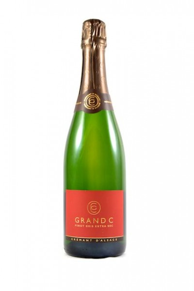 Crémant Pinot Gris Extra Sec Grand C