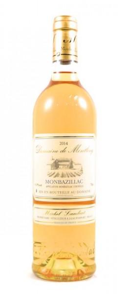 Monbazillac, Domaine de Montlong (edelsüß) 2015