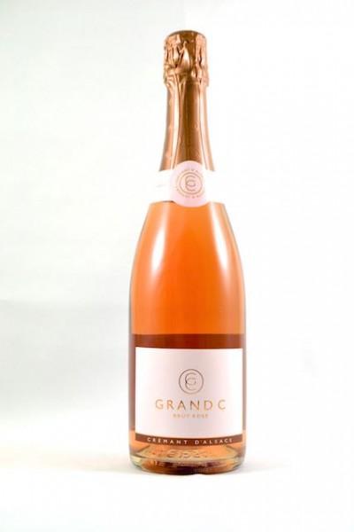 Crémant Brut Rosé Grand C