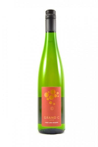 Pinot Gris Grand C 2017