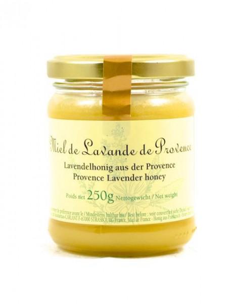 Cremiger Lavendelhonig aus der Provence, IGP
