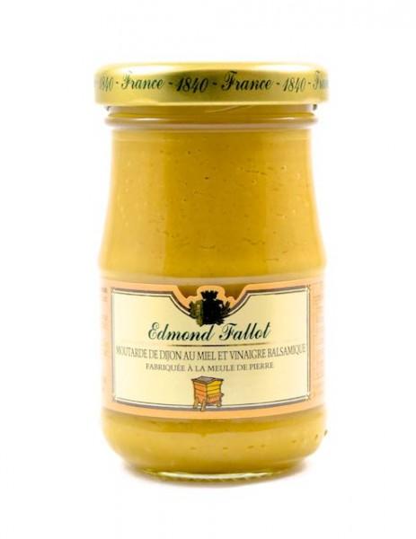 Dijonsenf mit Honig und Balsamicoessig