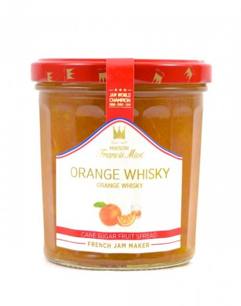 Orange-Whisky Konfitüre