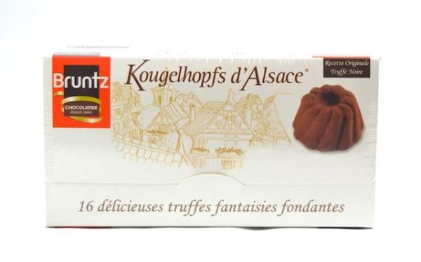 Kougelhopfs d'Alsace / Schokoladentrüffel